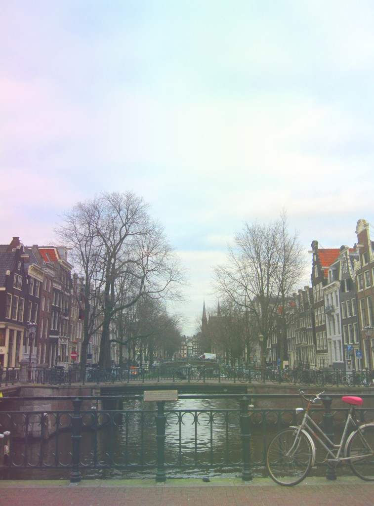 A Street in Amsterdam II