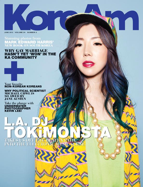 KoreAm Journal, June Issue 2013