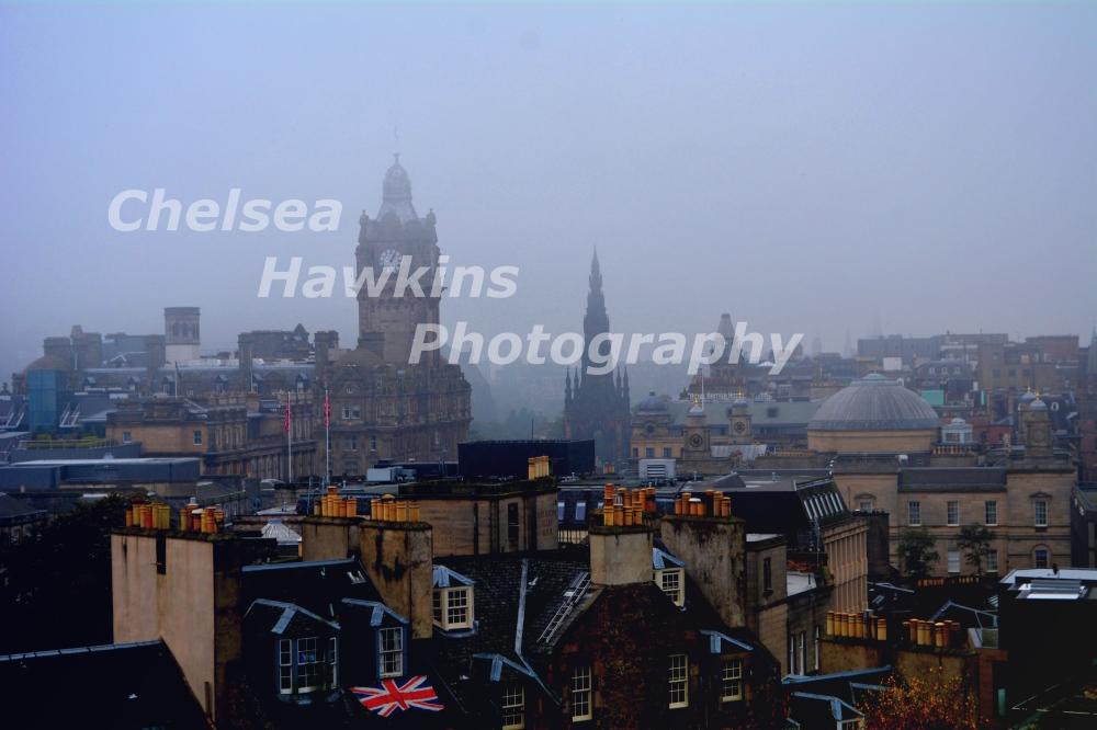 Edinburgh rooftops watermarked