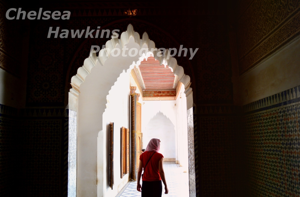 In a Moroccan Palace II watermarked